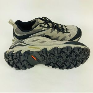 Merrell Shoes - Merrell Pulsate Ventilator Hiking Shoes Gray New